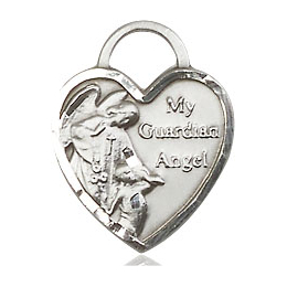 Guardian Angel Heart<br>3402 - 5/8 x 1/2