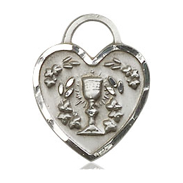 Communion Heart<br>3404 - 5/8 x 1/2