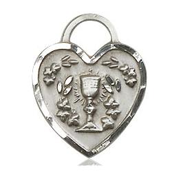 Communion Heart<br>3404 - 5/8 x 1/2