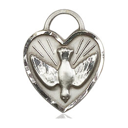 Confirmation Heart<br>3405 - 5/8 x 1/2