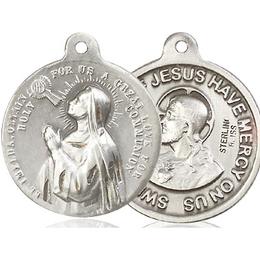 Blessed Imelda<br>Sacred Heart of Jesus<br>36-181/117 - 7/8 x 7/8