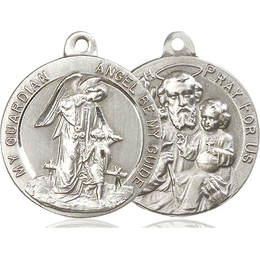Guardian Angel<br>Saint Joseph<br>37-105/106 - 1 x 1 1/8