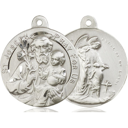 Saint Joseph<br>Guardian Angel<br>37-106/105 - 1 x 1 1/8