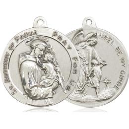 Saint Anthony<br>Guardian Angel<br>39-111/105 - 1 1/8 x 1 1/4