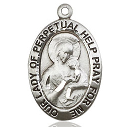 Our Lady of Perpetual Help<br>3982 - 3/4 x 1/2