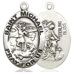 St. Michael the Archangel<br>3987 - 3/4 x 1/2