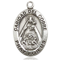 Caridad del Cobre<br>3991 - 3/4 x 1/2