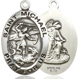 St. Michael the Archangel<br>4027 - 1 x 5/8
