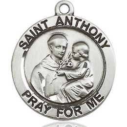 St Anthony of Padua<br>4052 - 3/4 x 3/4