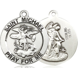St. Michael the Archangel<br>4057 - 3/4 x 3/4