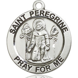 St Peregrine<br>4060 - 3/4 x 3/4
