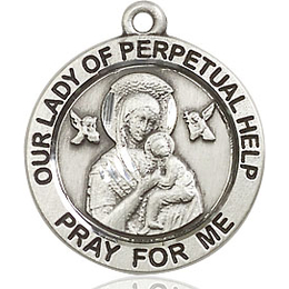 Our Lady of Perpetual Help<br>4062 - 3/4 x 3/4