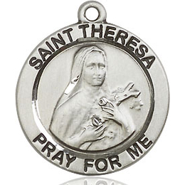 St Theresa<br>4064 - 3/4 x 3/4