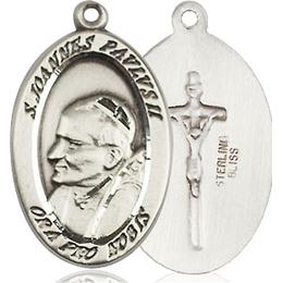 St John Paul II<br>4123PJP - 7/8 x 1/2