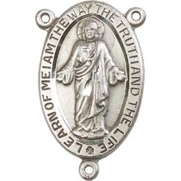 Scapular<br>4123SCTR - 7/8 x 1/2<br>Rosary Center
