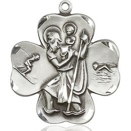Saint Christopher<br>4136 - 1 x 7/8