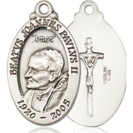 St John Paul II<br>4145PJP - 1 1/8 x 5/8