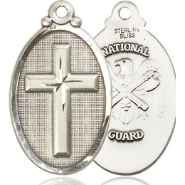 Cross National Guard<br>4145Y--5 - 1 1/4 x 3/4