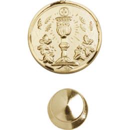 Communion Chalice<br>4203L - 1/2 x 1/2<br>Lapel Pin