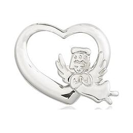 Heart Guardian Angel<br>4206 - 1/2 x 5/8