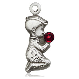 Praying Boy<br>4263 - 3/4 x 1/4<br>Available in 12 colors