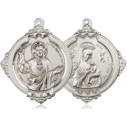 Sacred Heart of Jesus<br>43-117/101 - 1 5/8 x 1 3/4