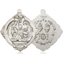 Holy Family<br>43-129/R129-1 5/8x1 3/4