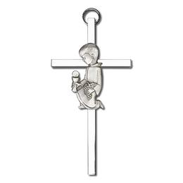 Communion Boy<br>Wall Cross - 4430