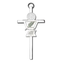 Communion Chalice<br>4835 - 4 x 2<br>Wall Cross