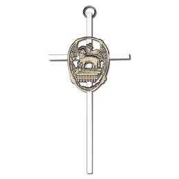 Lamb of God<br>4915 - 6 x 3<br>Wall Cross