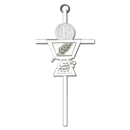 Communion Chalice<br>4935 - 6 x 3<br>Wall Cross