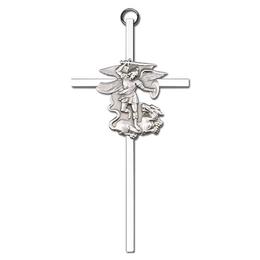 Saint Michael the Archangel<br>4945 - 6 x 3<br>Wall Cross
