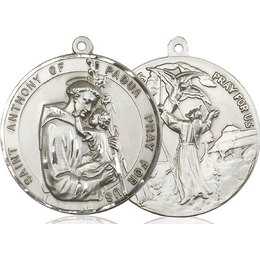 Saint Anthony<br>Saint Francis of Assisi<br>50-111/112 - 1 1/2 x 1 1/2