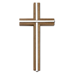Crucifix<br>5000 - 5 x 3<br>Wall Cross