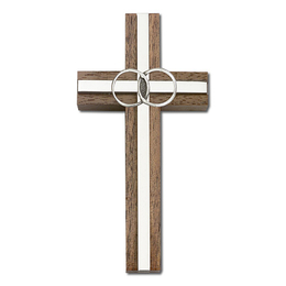 Marriage<br>5003 - 4 x 2<br>Wall Cross