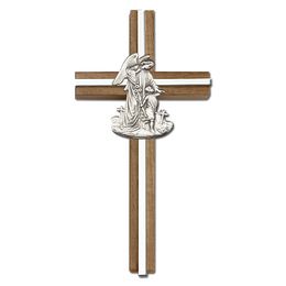Guardian Angel<br>5025 - 6 x 3<br>Wall Cross