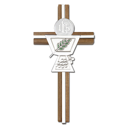 Communion Chalice<br>5035 - 6 x 3<br>Wall Cross