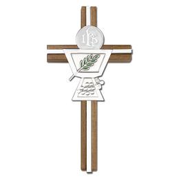 Communion Chalice<br>Wall Cross - 5035