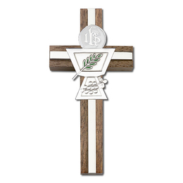 Communion Chalice<br>5036 - 4 x 2<br>Wall Cross