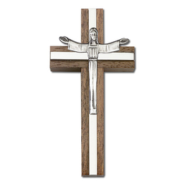 Risen Christ<br>5080 - 4 x 2<br>Wall Cross