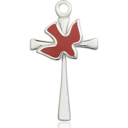 Cross / Holy Spirit<br>5229R - 7/8 x 1/2