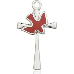 Cross / Holy Spirit<br>5229R - 7/8 x 1/2