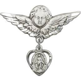 Miraculous<br>Baby Badge - 5401/0733