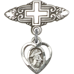 Guardian Angel<br>Baby Badge - 5407/0731