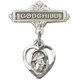 Guardian Angel<br>Baby Badge - 5407/0736