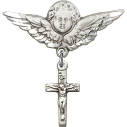Crucifix<br>Baby Badge - 5417/0733