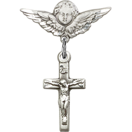 Crucifix<br>Baby Badge - 5417/0735