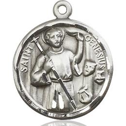 St Genesius of Rome<br>5427 - 7/8 x 3/4