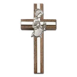 Communion Girl<br>5433 - 4 x 2<br>Wall Cross