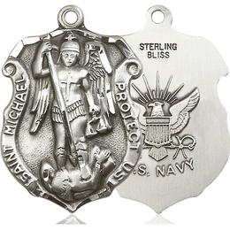 St Michael Navy<br>5448--6 - 1 1/4 x 3/4